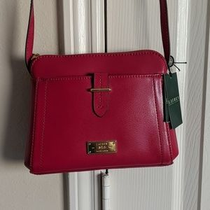 Ralph Lauren Res Crossbody Bag